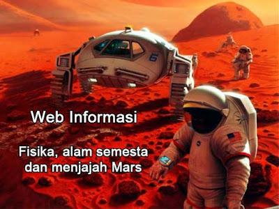 Astronot di Mars