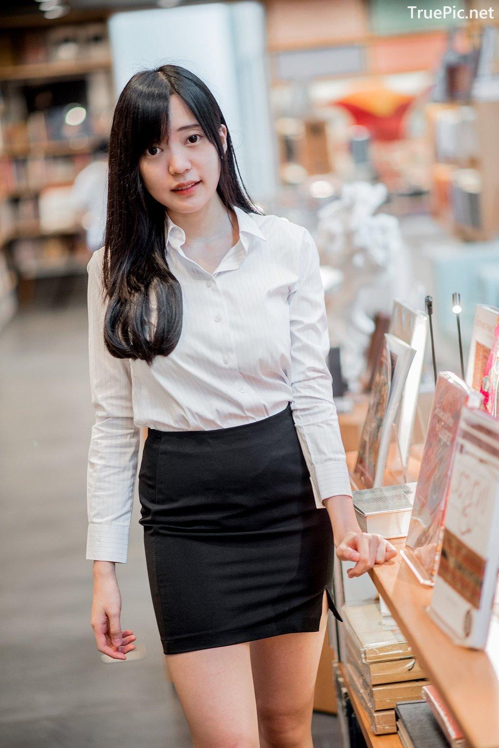 Image Thailand Model - Sarunrat Baifern Ong - Concept Kim's Secretary - TruePic.net - Picture-5