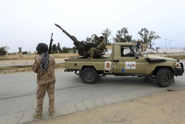 ΟΗΕ για Λιβύη: Πόλεμος δι' αντιπροσώπων μεταξύ Ρωσίας και Τουρκίας