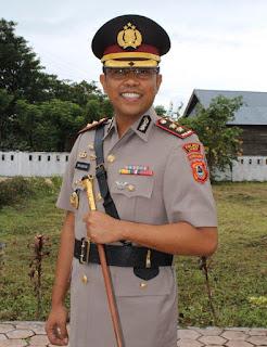 Yuk Kenali Kapolres Pinrang Yang Baru AKBP Dwi Santoso, Berikut Profilnya