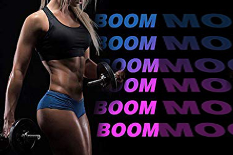 Boom Boom Boom (Deluxe ) by Fitness Hits 2019 on Amazon Music
