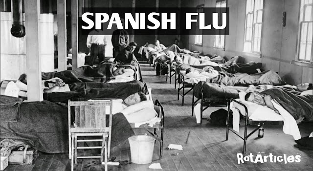 SPANISH FLU | HOW DID IT DISAPPEAR FROM THE WORLD