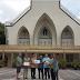 Silaturahmi dengan Pastor, PB GNP Covid 19 Berharap Bisa Bersama Jaga Kerukunan Umat