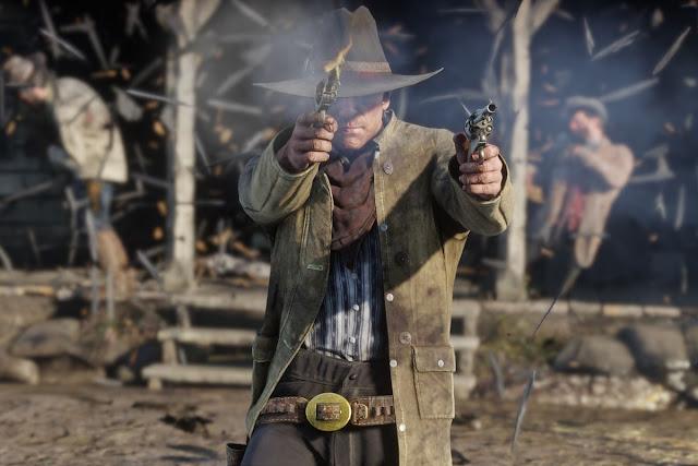 الكشف عن العرض الثاني لطريقة اللعب من Red Dead Redemption 2، شاهد من هنا !
