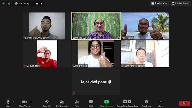 Annual Meeting Kafapet-Unsoed.com: Rencanakan Training Jurnalistik dan Terbitkan Buku