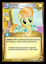 My Little Pony Junebug, Gentle Soul Equestrian Odysseys CCG Card