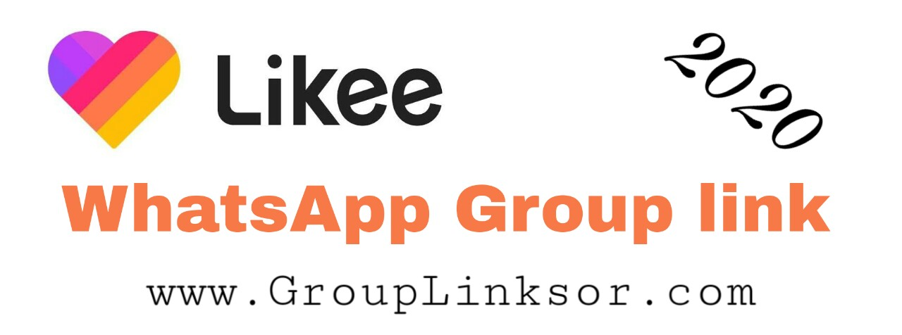 Likee friends whatsapp group links collection - Group Links