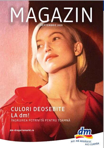 dm catalog- brosura- magazine  3-15.09 2020