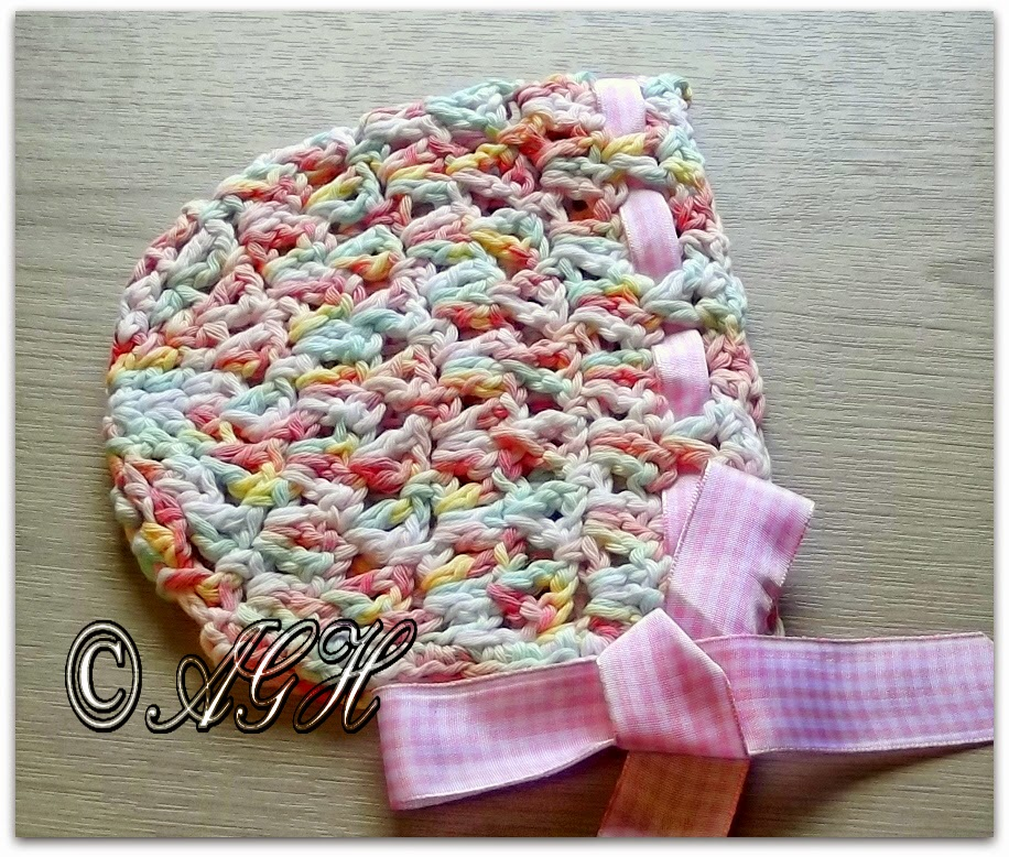 Fiber Flux Beautiful Baby Bonnets15 Free Crochet Patterns
