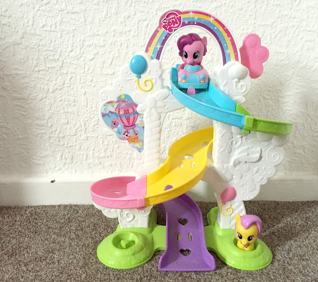 PlaySkool My Little Pony Play set Review