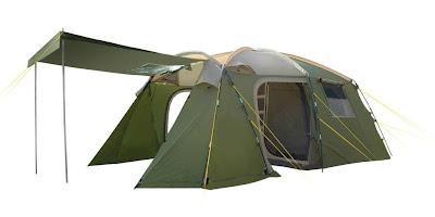 Как выбрать палатку туристическую - Кемпинговая палатка