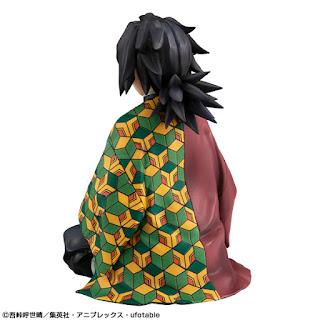 GEM Palm Top Giyu-san de Demon Slayer: Kimetsu no Yaiba, Megahouse