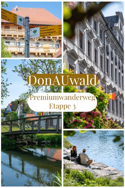 Premiumwanderweg DonAUwald   Etappe 3 von Gundelfingen nach Dillingen 33