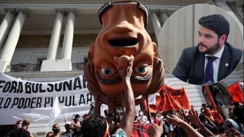 Onda anti-Bolsonaro deve derreter plano Hagge de liderança