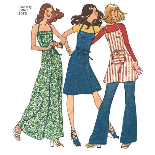 Allie Jackson: 8 Patterns for Beginner Vintage Dressmakers