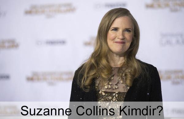 Suzanne Collins Kimdir?