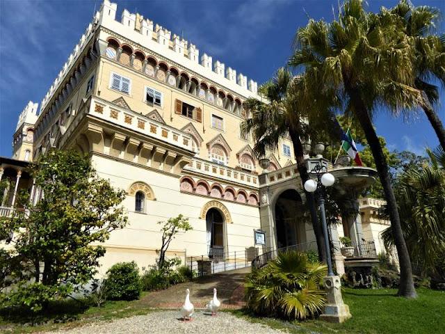 Villa Sauli Pallavicino Arenzano