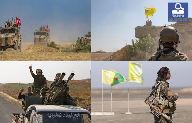 """الوجه الجديد للحدث السوري """"الابعاد الإستراتيجية والسيناريوهات المحتملة"""""""