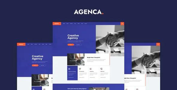 Best Creative Agency Elementor Template Kit