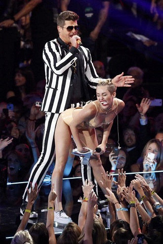 Miley Cyrus Music Video Awards