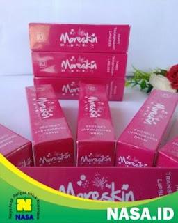Transparan LipGloss Warna Pink