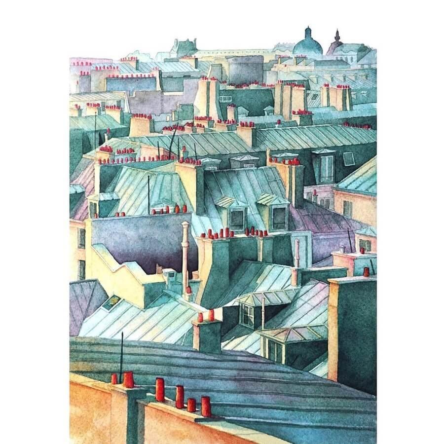 12-Les-toits-de-Paris-Sarah-Quarelle-www-designstack-co