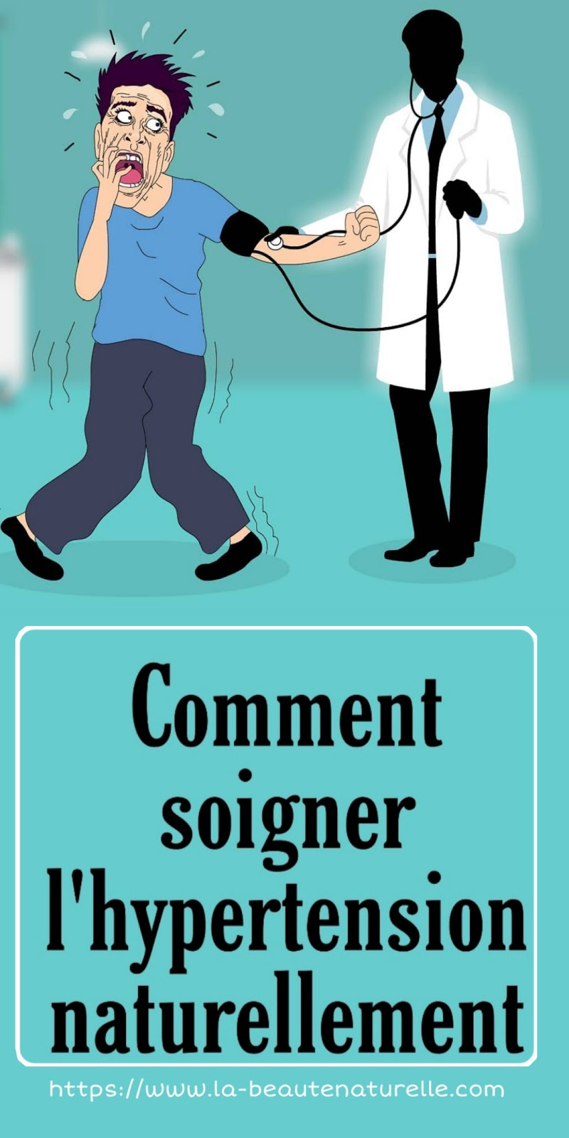 Comment soigner l'hypertension naturellement