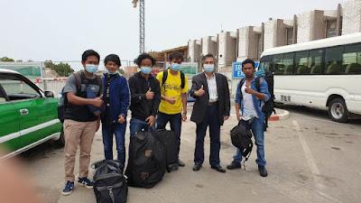 KBRI Addis Ababa Pulangkan 10 ABK Indonesia dari Djibouti