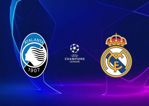 Atalanta vs Real Madrid -Highlights 24 February 2021