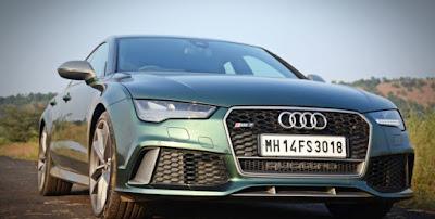 Audi RS7 Performance Sedan images