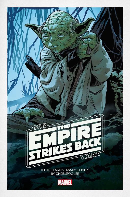 Cover of Star Wars Empire 40th Anniversary #1