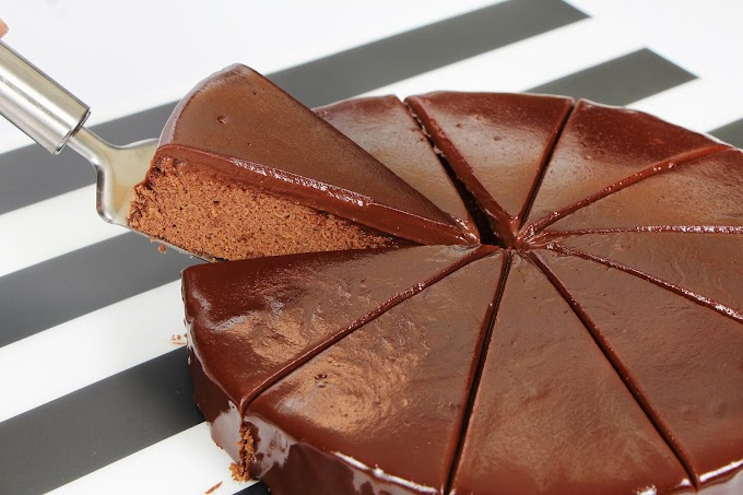 Bolo, Macio, Delicioso, Chocolate