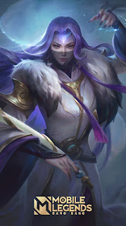 Luo Yi - Yin Yang Geomancer Heroes Mage of Skins