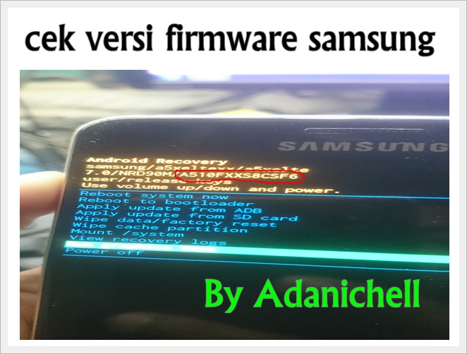 Cara Mengatasi Sw Rev Check Fail Device Binary Samsung - ADANICHELL