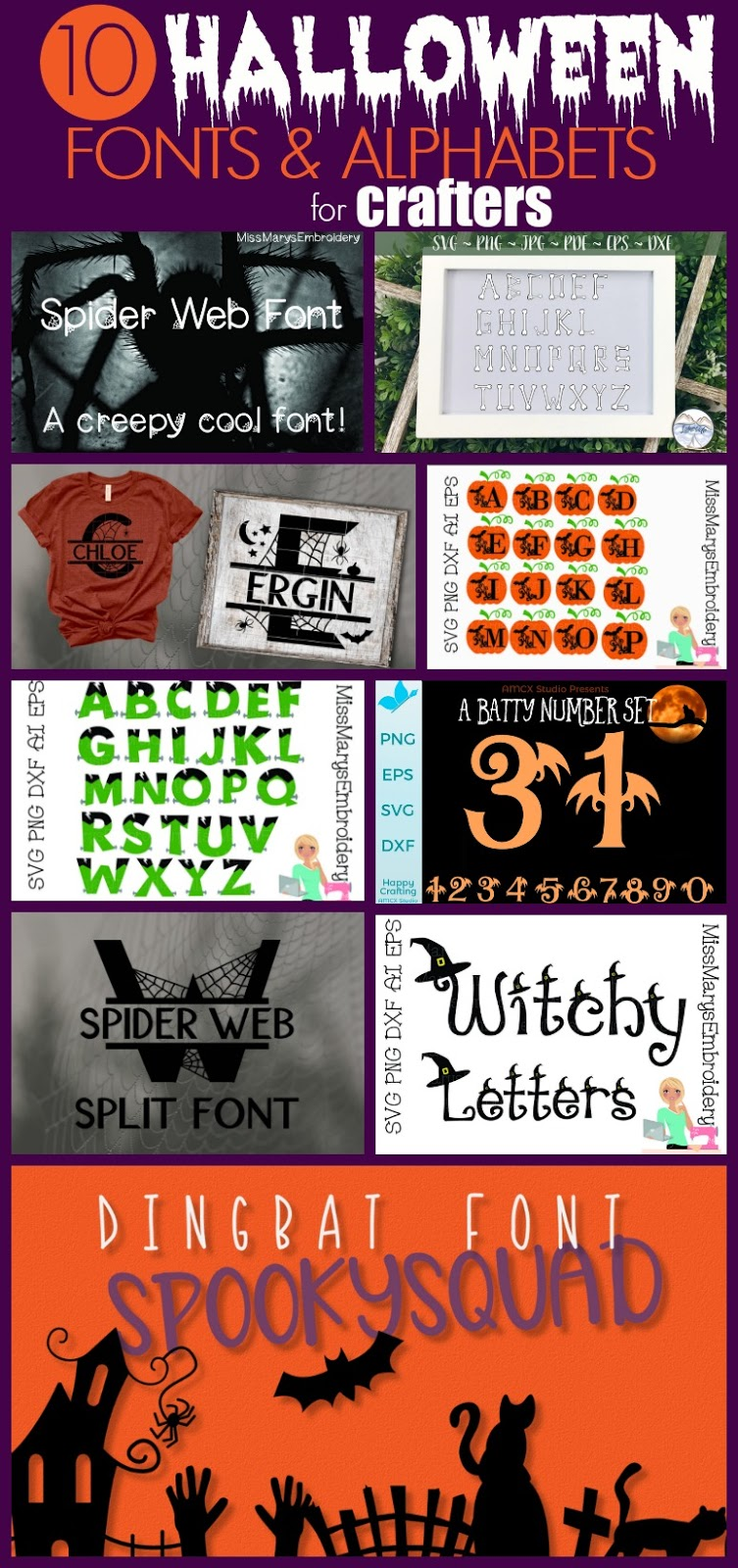 silhouette 101, silhouette america blog, fall crafts, Silhouette fonts, Cricut fonts
