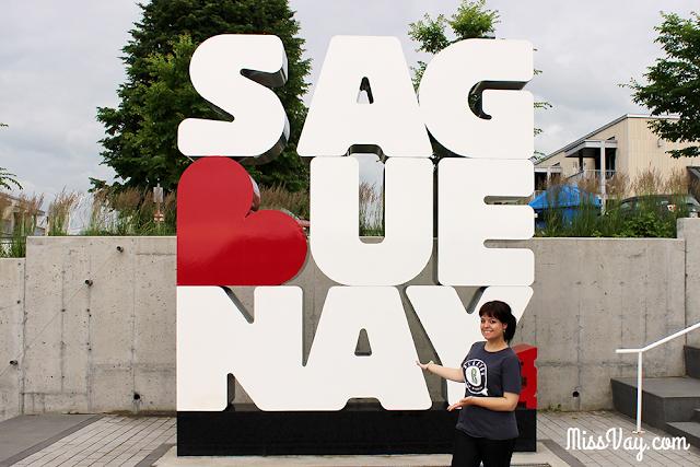 Saguenay La Baie tourisme Miss Vay Québec Love