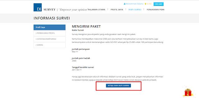 Cara Mudah Melakukan Survey disitus Disurvey-id