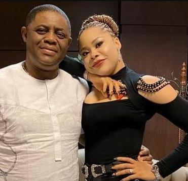 Femi Fani Kayode FIRES back at ex-wife, calls her adulteress