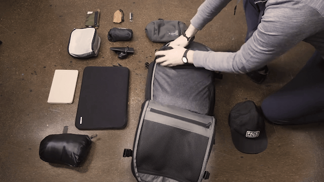 How to pack smarter, lighter and faster