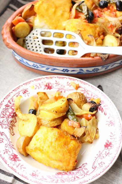 recette morue portugal au four