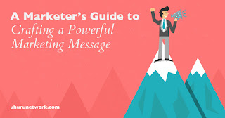 4 simple steps to write marketing messages