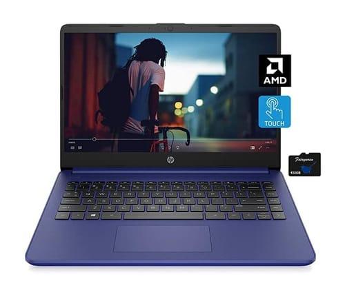 2021 HP 14 inch 4 GB RAM 64 GB Storage Touchscreen Laptop