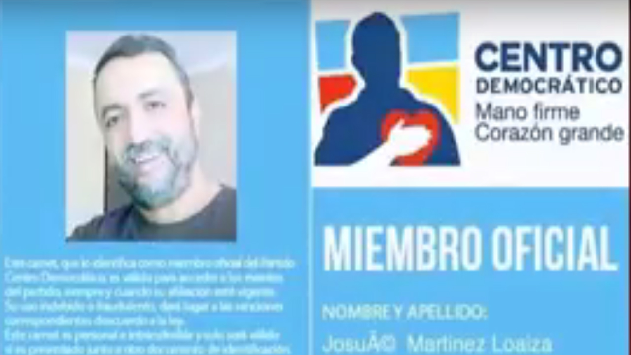 Josué Martínez, el terrorista de las redes que sugiere francotiradores contra defensores de la paz