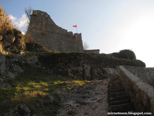Крепость Святого Иоанна - Котор