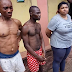 Photo: Police arrest Lagos banker who allegedly hired assassins to kill her estranged husband