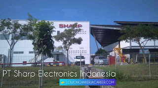 Loker PT Sharp Karawang 2020 PT Sharp Electronics Indonesia