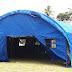 Tenda OVAL BNPB