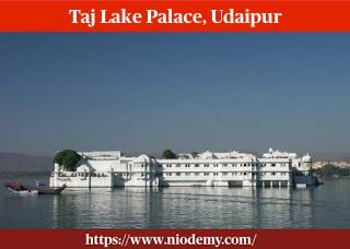 Most Expensive Luxury Hotels In India - Taj Lake Palace, Udaipur