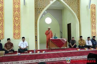 ASN Kabupaten Dharmasraya Peringati Isra Miraj Nabi Muhammad Saw