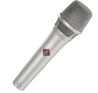 Noleggio microfono NEUMANN